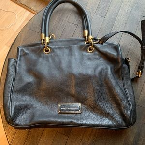 Black Marc By Marc Jacobs tote bag (black)
